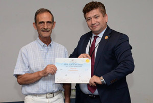 Orhan ÖZAKTI BJJ ve JJ Türkiye federasyon Başkanı