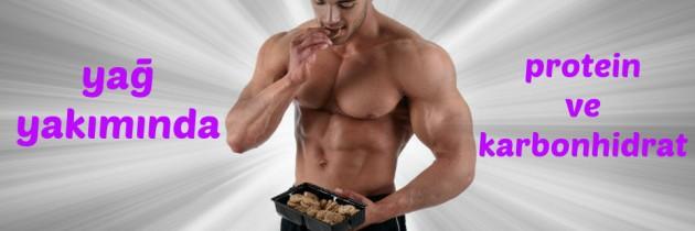 yağ yakımında protein