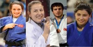 judo şampiyonları
