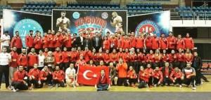 kickboks şampiyonası