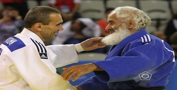 veteranlar judo